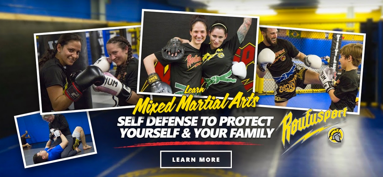 Roufusport MMA Header Promo