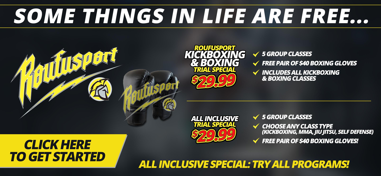 Martial Arts Milwaukee | Roufusport MMA Academy - Milwaukee
